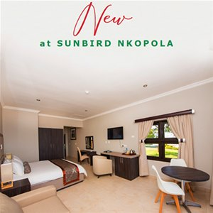 New at Sunbird Nkopola