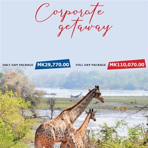 Corporate getaway at Majete Game Reserve